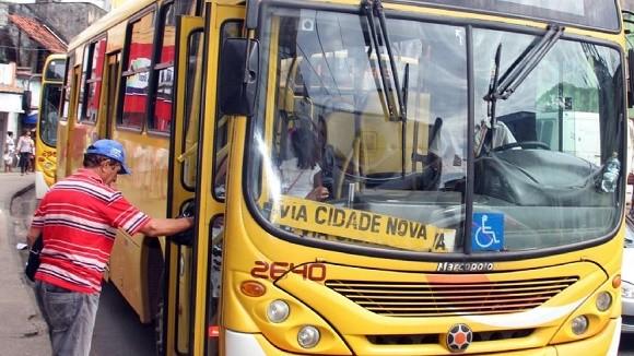 Tarifa de ônibus em Ilhéus custará R$ 3,10 (Foto Gidelzo Silva).