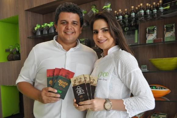 Marco e Luana Lessa expandem mercado da Chor no velho continente.