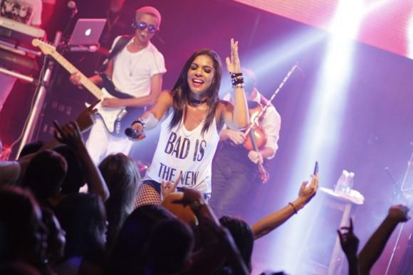 Banda Vingadora volta a figurar entre as atrações da festa (Foto José Silva).