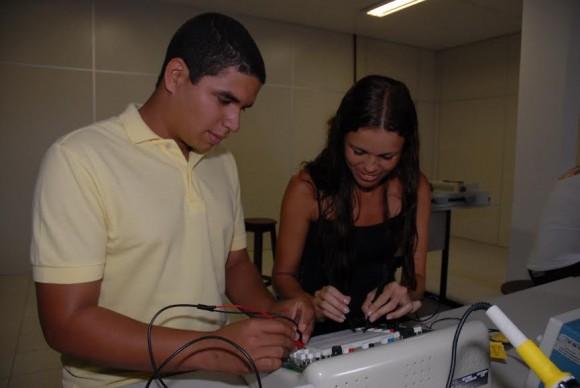 Estado oferece mais de 11,7 mil vagas em cursos técnicos (Foto Divulgação).