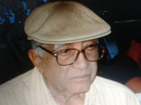 Doutor Nailton faleceu na noite do último sábado (Foto Álbum da Família).