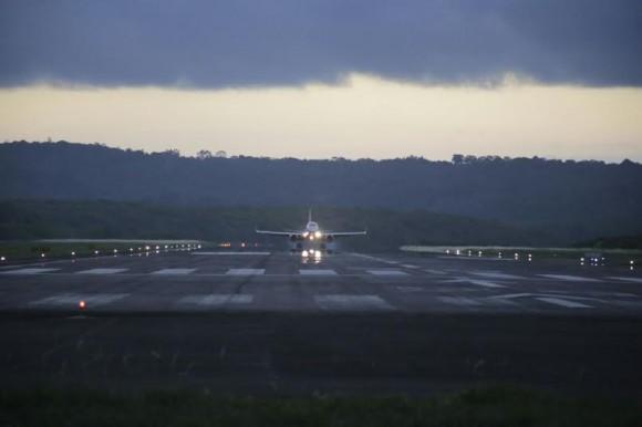 Aeroporto de Ilhéus é dos mais movimentados da Bahia (Foto Alfredo Filho).