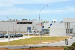 Fábrica será ampliada (Foto Paulo Mocofaia).