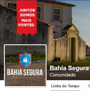 Página Bahia Segura concentra manifestações dos concursados