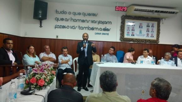 Audiência discute crise na exploração de níquel em Itagibá (Foto Gusmão Neto).