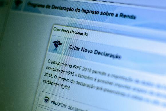 Receita recebe declaração do IRPF a partir desta terça  (Foto Marcelo Camargo/A.Brasil).