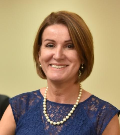 Ediene Lousado será primeira mulher a comandar MP-BA (Foto Divulgação).
