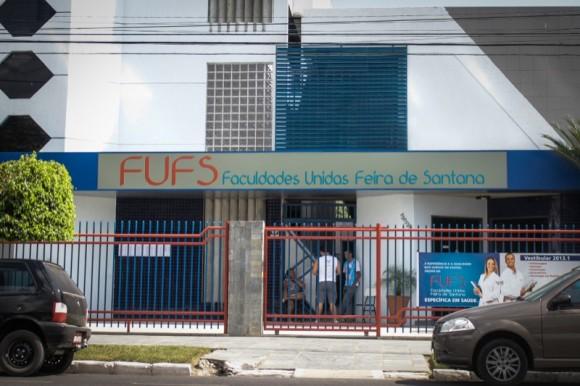 FUFS, de Feira, é adquirida pela Rede Estácio (Foto Divulgação).