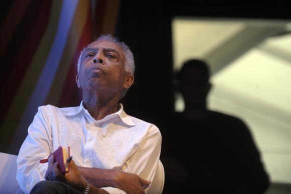 Gilberto Gil recebe alta após 13 dias internado (Foto Fernando Frazão/Agência Brasil).