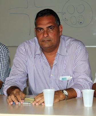 Vereador Jamil Ocké é um dos presos na Operação Citrus (Foto Alfredo Filho).
