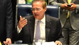 Senador Renan Calheiros.