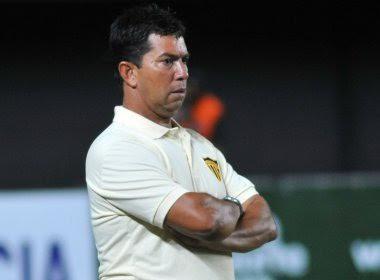 Sérgio Odilon é o novo treinador do Tigre (Foto Divulgação).