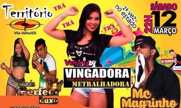 Banda genérica já havia marcado show também em Vila Velha (ES).