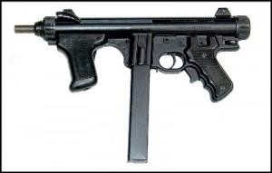 Arma igual à que os menores portavam