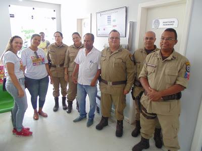 Ação envolveu policiais militares da Companhia de Guardas (Foto Divulgação).