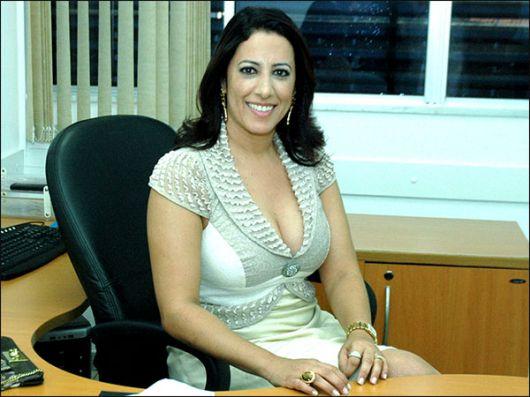 Cláudia gastou quase R$ 2 milhões com São João Elétrico (Reprodução O Povo).