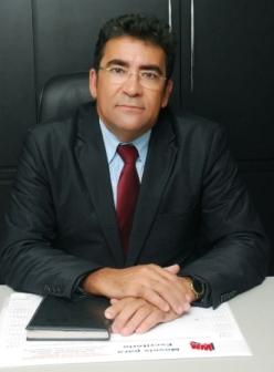 Edmilton Carneiro, presidente da OAB de Itabuna.