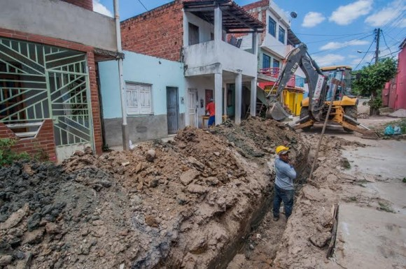 Obras do PAC 2 serão retomadas na região leste de Itabuna (Foto Divulgação).