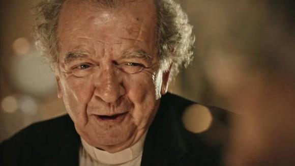 Umberto Magnani, o Padre Romão, morre aos 75 anos (Foto Reprodução).
