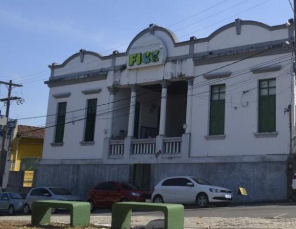 Sede da Fundação Itabunense de Cultura e Cidadania (Ficc).