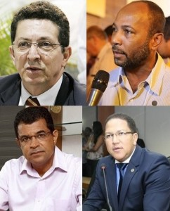Geraldo Simões, Bebeto Galvão, Davidson Magalhães e Augusto Castro criticaram medida do Ministério da Agricultura
