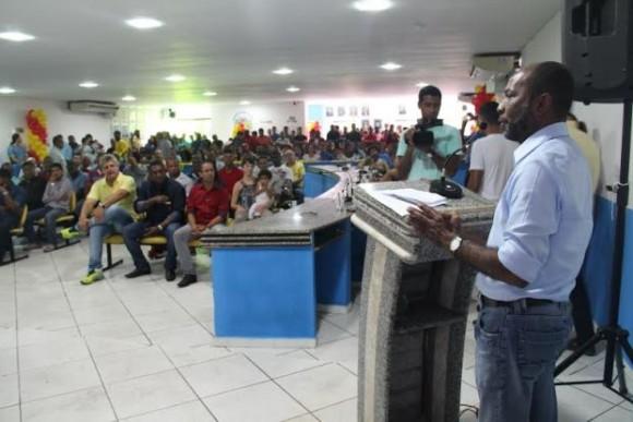 Bebeto quer oposição unida contra Jabes