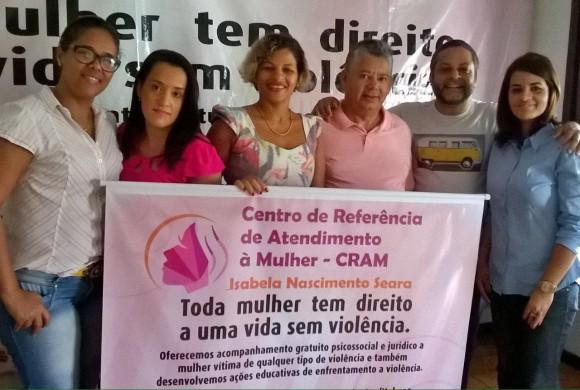 Familiares de Isabela visitaram o CRAM itabunense (Foto Divulgação).