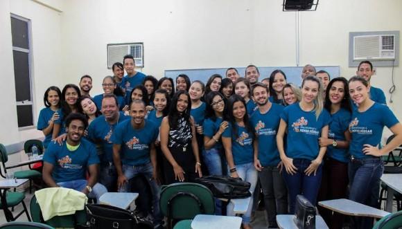 Turmas de Jornalismo promovem seminário sobre empreendedorismo (Foto Divulgação).