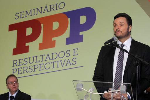 Manoel Vitório, da Sefaz, aponta perdas com a crise nacional (Foto Camila Souza).