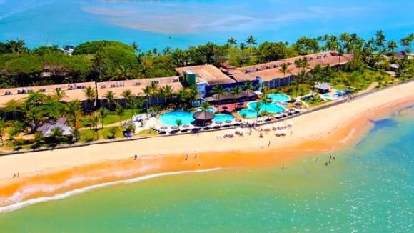 Resort em Arraial D´Ajuda, Porto Seguro, é acionado pelo MPF (Foto Zarpo/Divulgação).