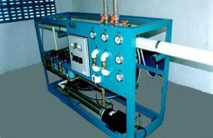 Equipamento dessaliniza água (Foto Blog do Thame).