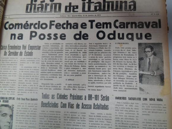 diario 1973