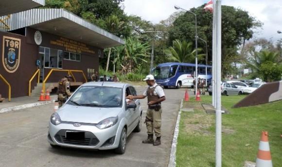 Trabalho já foi promovido na rodovia Jorge Amado, que liga Ilhéus a Itabuna