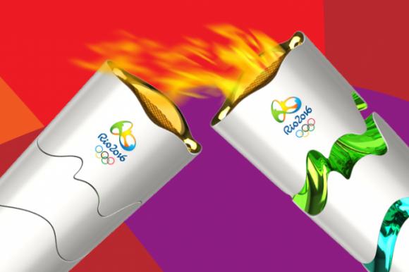 Revezamento da tocha olímpica terá sul da Bahia no roteiro (Reprodução).
