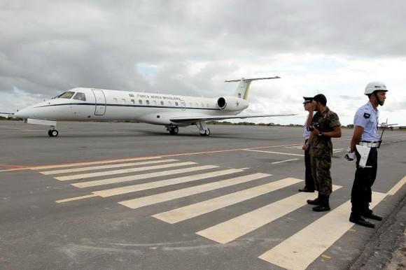 Aeroporto de Caravelas está na lista de concessões do Estado (Foto Mateus Pereira).