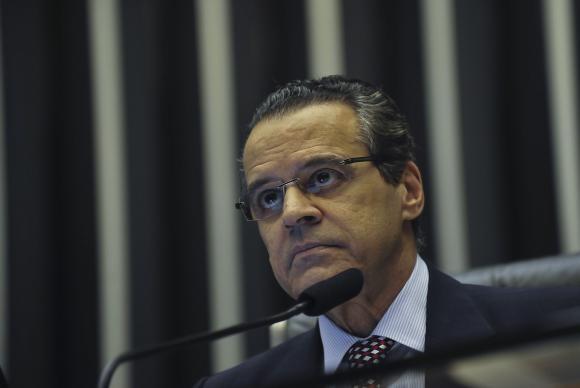 Henrique Alves é mais um ministro que cai envolvido em corrupção (Foto José Cruz/A Brasil).