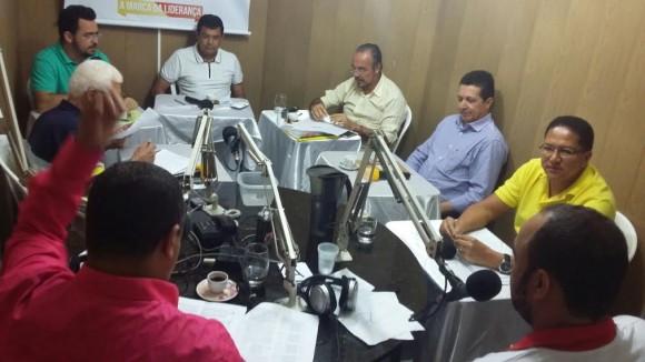 Debate reuniu seis dos pré-candidatos a prefeito de Itabuna.