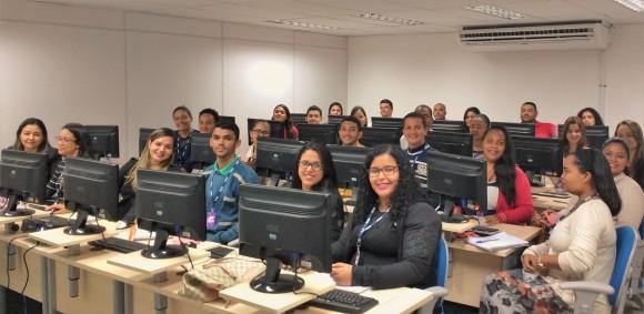 Grupo passa por avaliação técnica para contratação em nova unidade em Itabuna (Foto Pimenta).