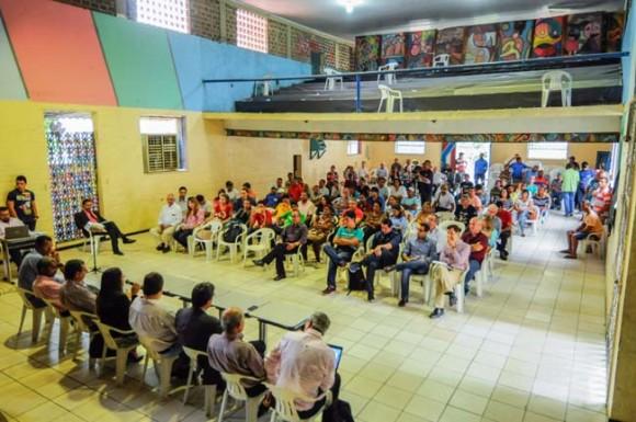 Audiência desta terça (19) reuniu vários segmentos no auditório do Ciso.