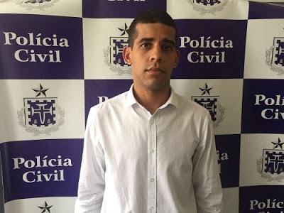 Camilo se apresentou como advogado, segundo polícia civil (Foto Reprodução).