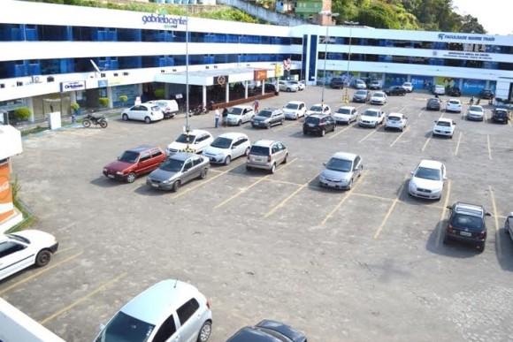 Campus da Madre Thaís, na Avenida Itabuna, em Ilhéus (Foto Divulgação).