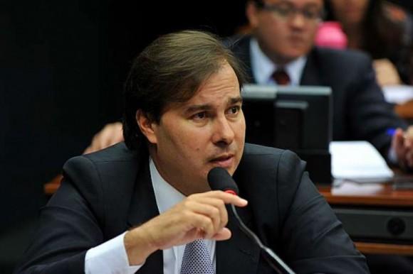 Rodrigo Maia anuncia data para votação de denúncia em plenário || Foto Divulgação