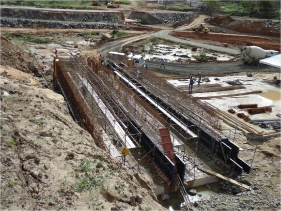 Obras atingem 30% do previsto, segundo Sihs (Reprodução).