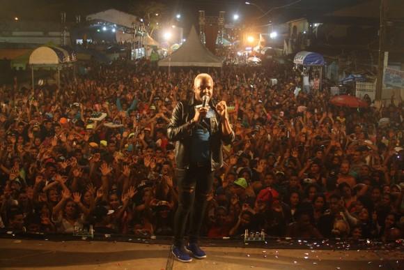 Shows musicais atraíram milhares de pessoas ao festival (Foto Divulgação).