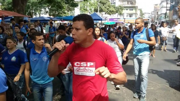 Zé Roberto terá visita a bairro e gravação de programa eleitoral (Foto Divulgação).