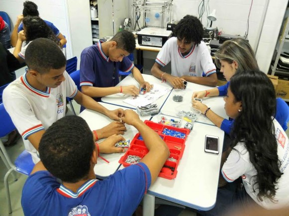 Centro juvenil atenderá alunos da rede pública em Itabuna (Foto Ricardo Fernandes).