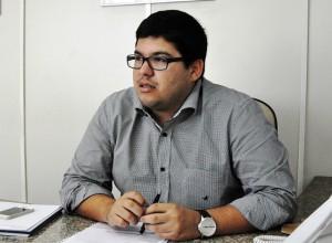 Diogo Medrado, presidente da Bahiatursa (Foto Rita Barreto).