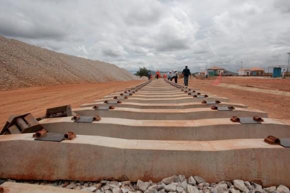 Obras da Fiol dependem de concessões para avançar (Foto Elói Corrêa)