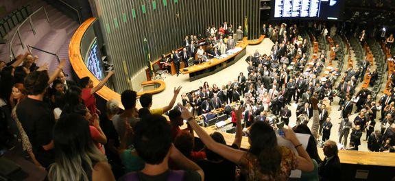 Câmara dos Deputados retoma discussões sobre reformas (Foto Fábio Rodrigues Pozzebom/Agência Brasil).