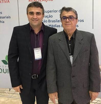 Os médicos Rafael e Vavel, do Mutirão do Diabético (Foto Divulgação).